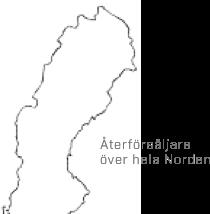 Återförsäljare i Norden